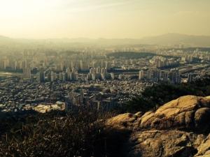 View from Yongmasan