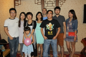 My cousins and cousin-in-laws
