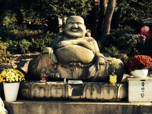 Daeseongsa Temple Buddha