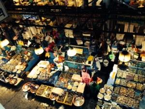 Noryanjin Market
