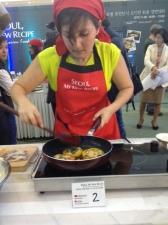 Alia, cooking