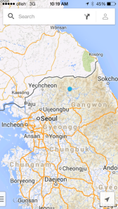 Where we were... Hwacheon