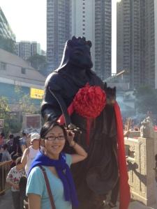Wong Tai Sin Temple- Rat Year