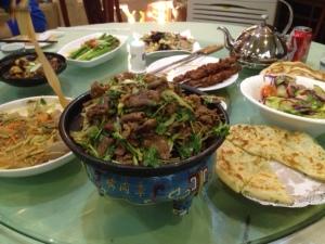 Such good food...