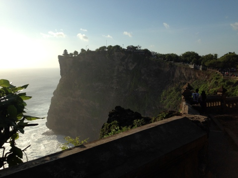 View from Ulu Watu