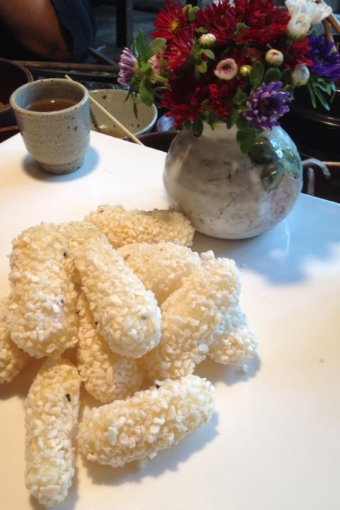 Puffed Rice Dessert