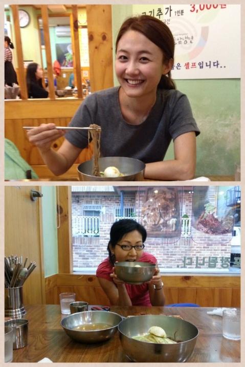 Naengmyeon!