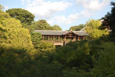 Tofukuji: Tsuten-kyo bridge