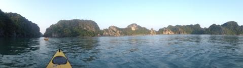 Super calm waters