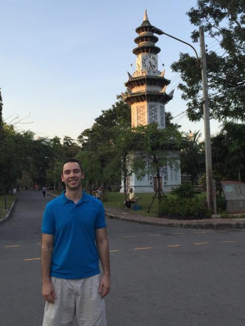 Alex & Lumpini Park