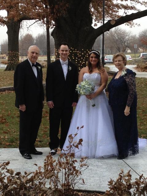 Fred, Freddy, Mandy, and Marcia