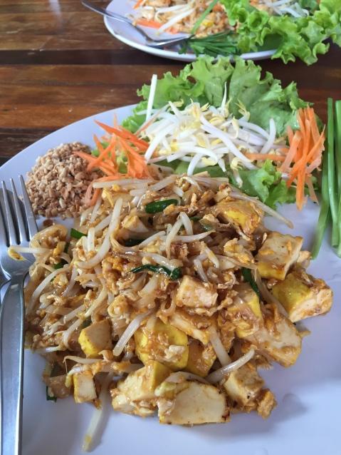 Best pad thai in Thailand